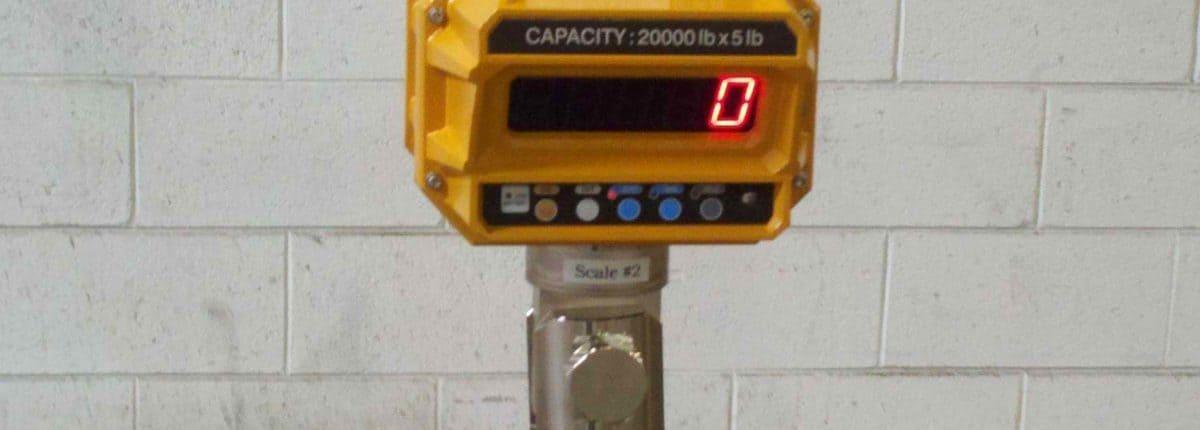 Crane Scale Rental - 20000 lb