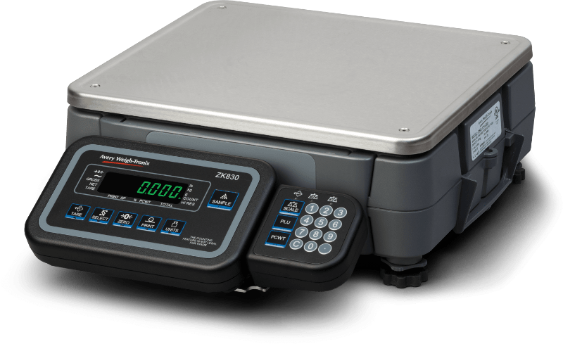 ZK 830 counting scale