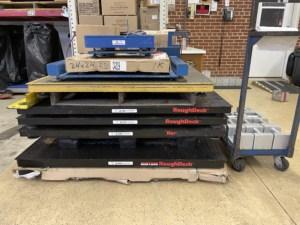 used floor scales